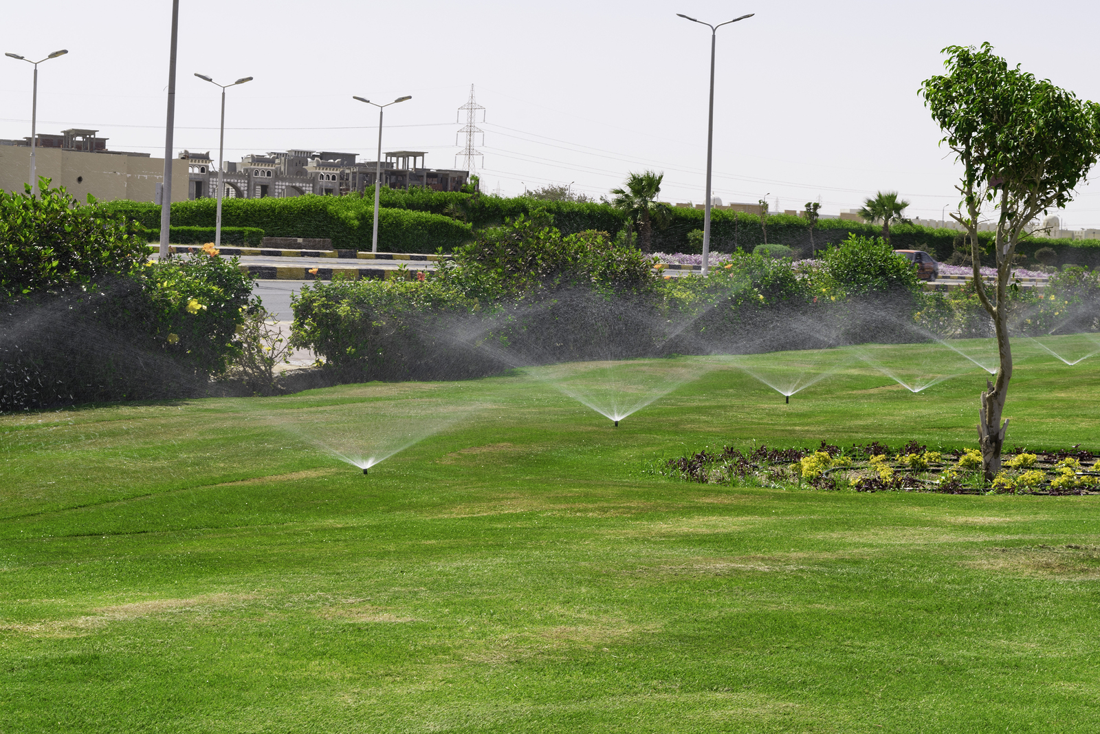 Commercial Irrigation Systems | Germantown, Collierville, TN & Olive