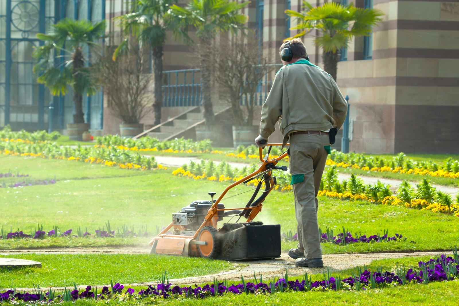Turn to us for commercial landscaping services in the Germantown, Collierville, TN & Olive Branch, MS area