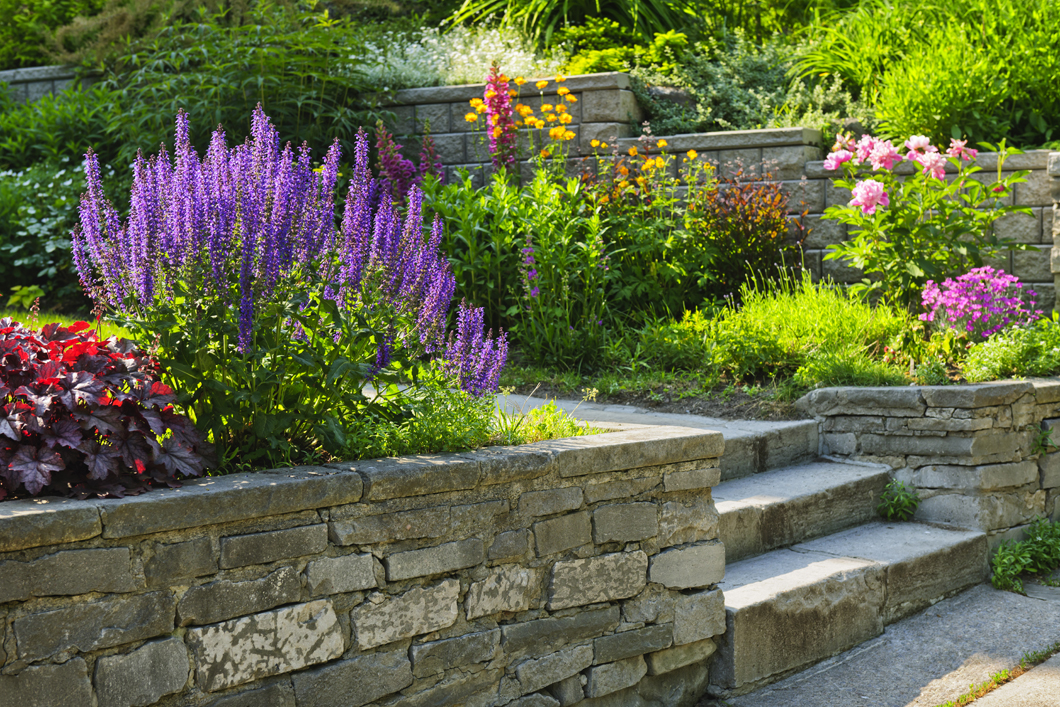 Mow It Right Can Help You Plant & Maintain Your Flowerbeds